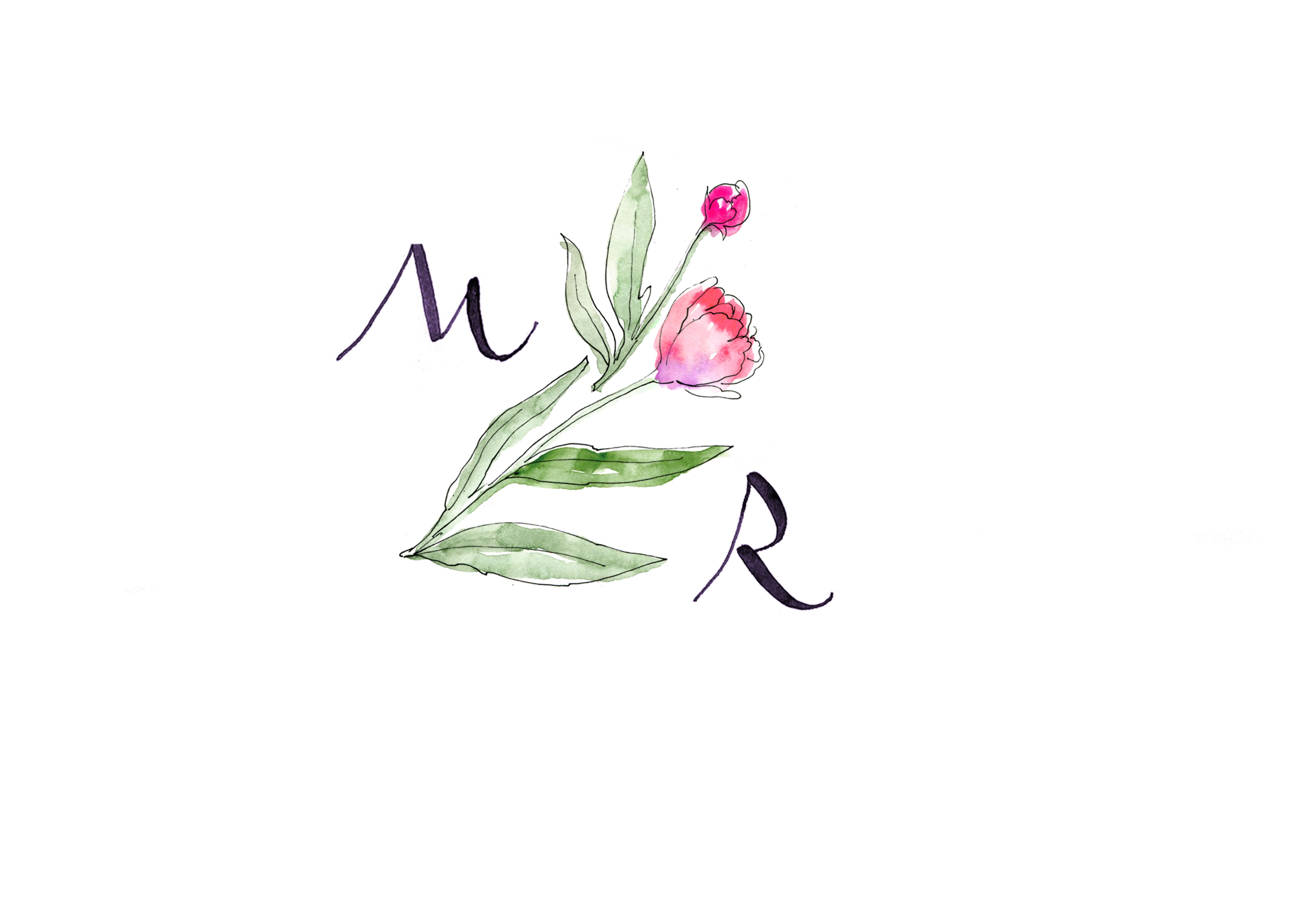 Millie richardson logo  final mr