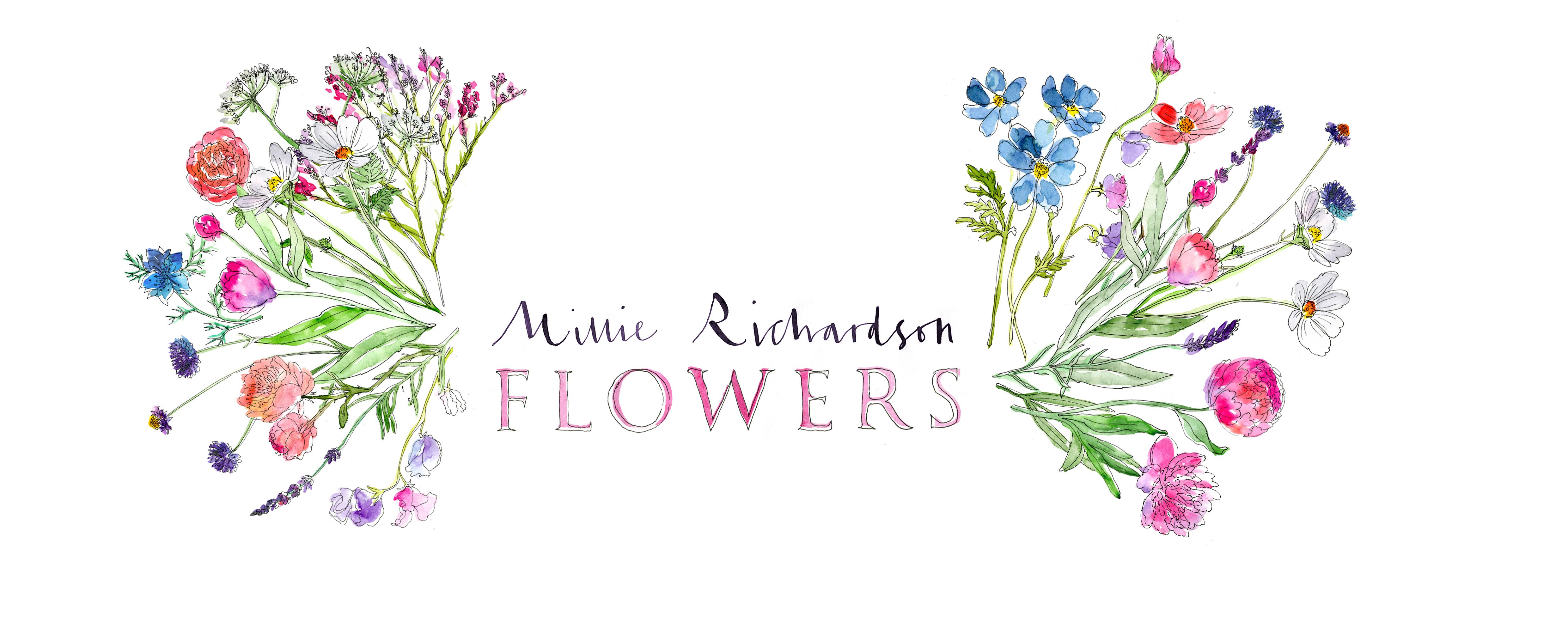 Millie richardson logo  final 1