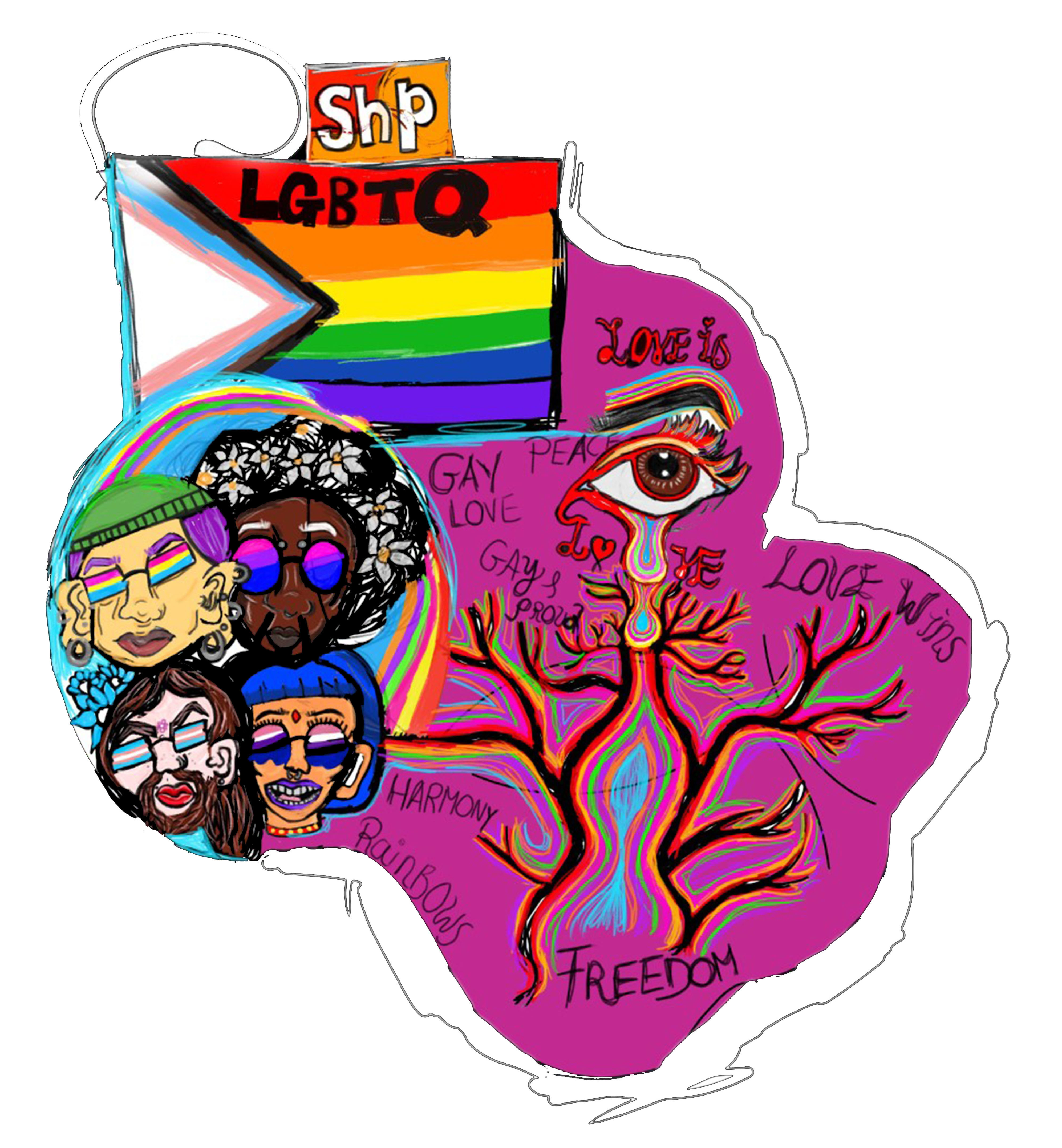 Pride logo 21
