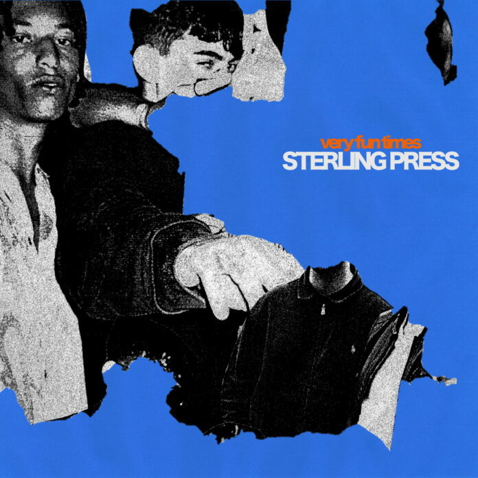 Sterling press single release shot