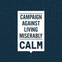Calm social logo