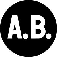 01 ab logo black